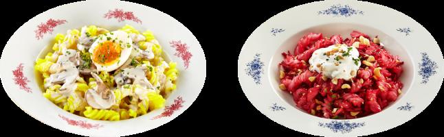 Colored rice pasta - Risolino - Gluten free